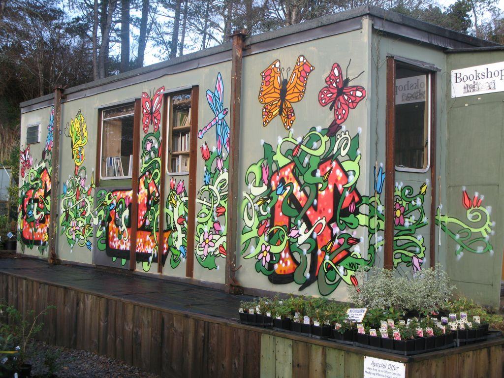 ... Garden Murals For Outdoors Uk About Jonathan Hind Artist ...